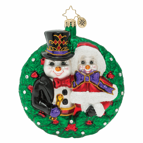 Holiday Rendezvous! Ornament by Christopher Radko