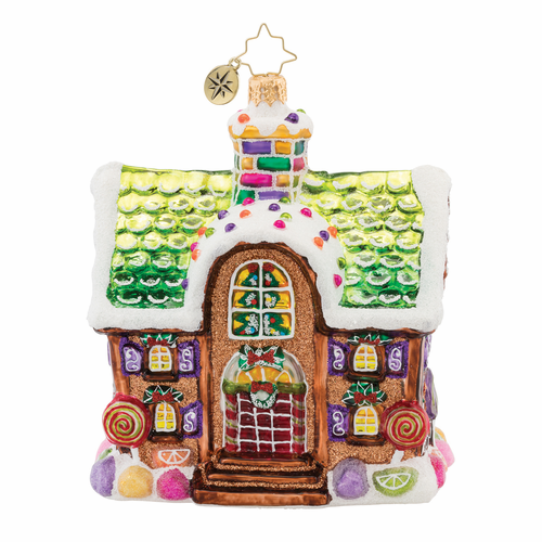 Home for the Holidays Ornament by Christopher Radko