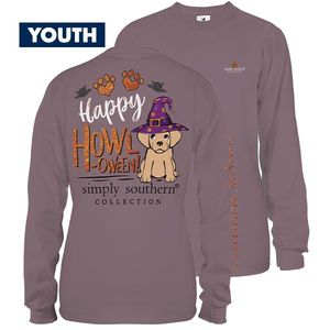 Howl YOUTH Long Sleeve Tee by Simply Southern