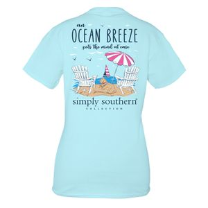 Ice Breeze Short Sleeve Tee by Simply Southern