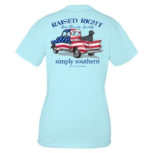 Ice Truck Unisex Short Sleeve Tee by Simply Southern