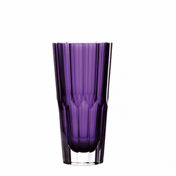 "Icon Amethyst 10"" Vase by Waterford"