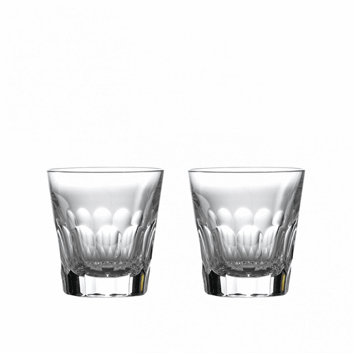 Icon Double Old Fashioned Pair by Waterford