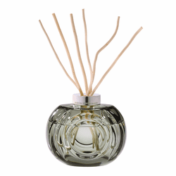 Immersion Grey Reed Diffuser with 200 ml (6.76 oz.) Lychee Paradise - Maison Berger by Lampe Berger