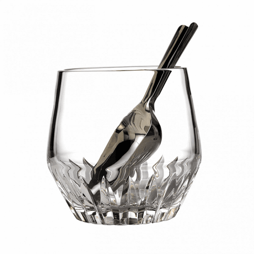 Irish Dogs Madra Ice Bucket with Scoop by Waterford