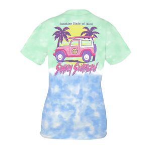 Island State Short Sleeve Tee by Simply Southern