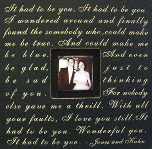 It Had To Be You Photobox Collection by Sugarboo Designs