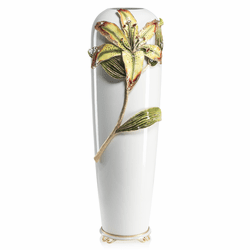 Jay Strongwater Luna Lily Vase