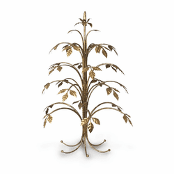 Jay Strongwater Thompson Metal Holiday Tree