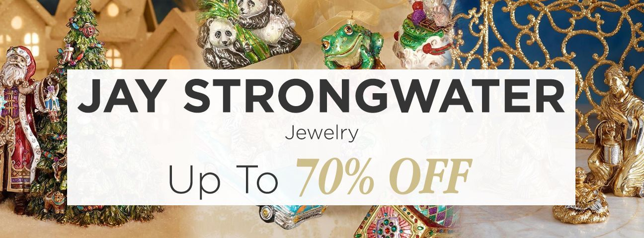 Jewelry by Jay Strongwater