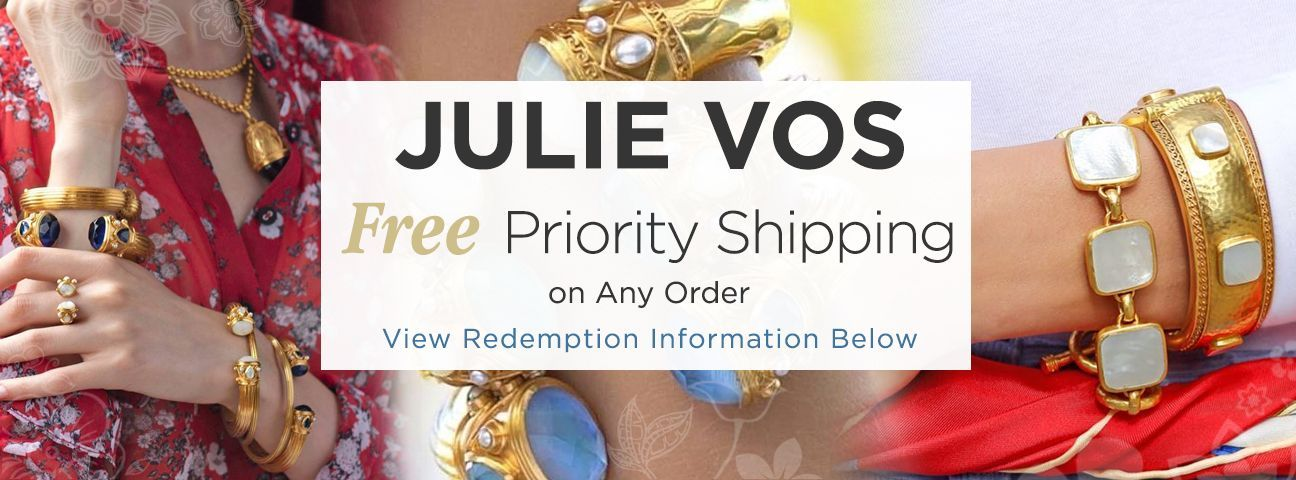 Julie Vos Necklaces