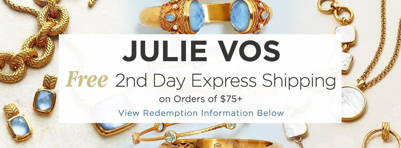 Julie Vos Rings