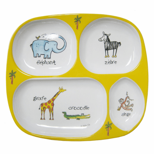 Jungle Animals TV Tray by Baby Cie