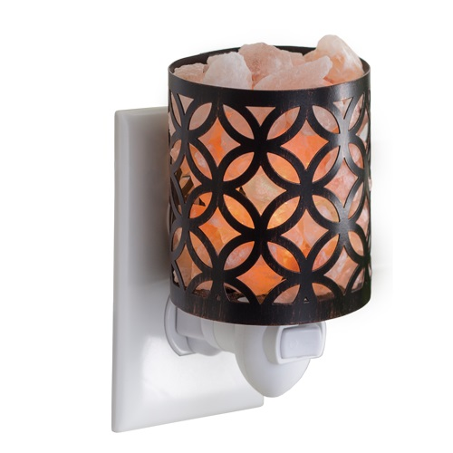 Kiara Himalayan Salt Pluggable Warmer