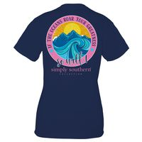 Large Midnight Roar Short Sleeve Tee by Simply Southern