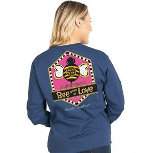 Let All You Do Bee Done in Love Long Sleeve by Simply Southern