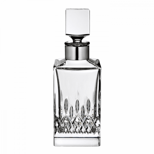 Lismore Evolution Square Decanter by Waterford