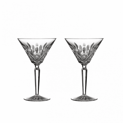Lismore Martini Pair by Waterford