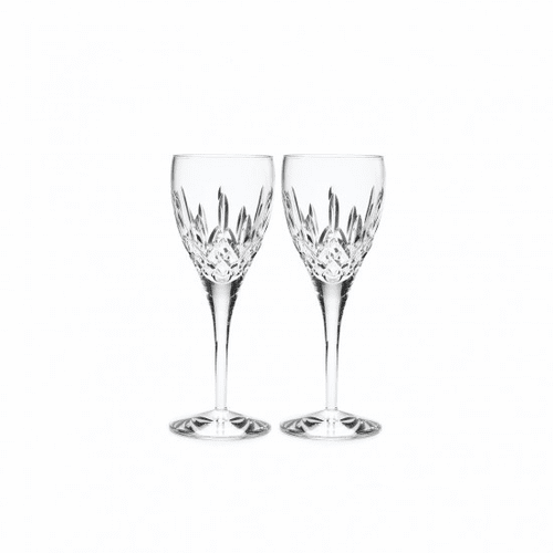 Lismore Nouveau Goblet Pair by Waterford