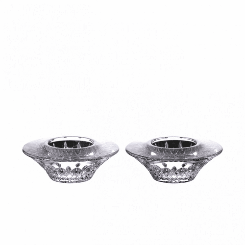 Lismore Votive Pair by Waterford
