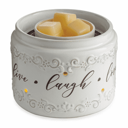 Live, Laugh, Love Illuminaire Fan Fragrance Warmer