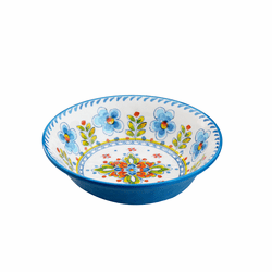 Madrid White Cereal Bowl by Le Cadeaux