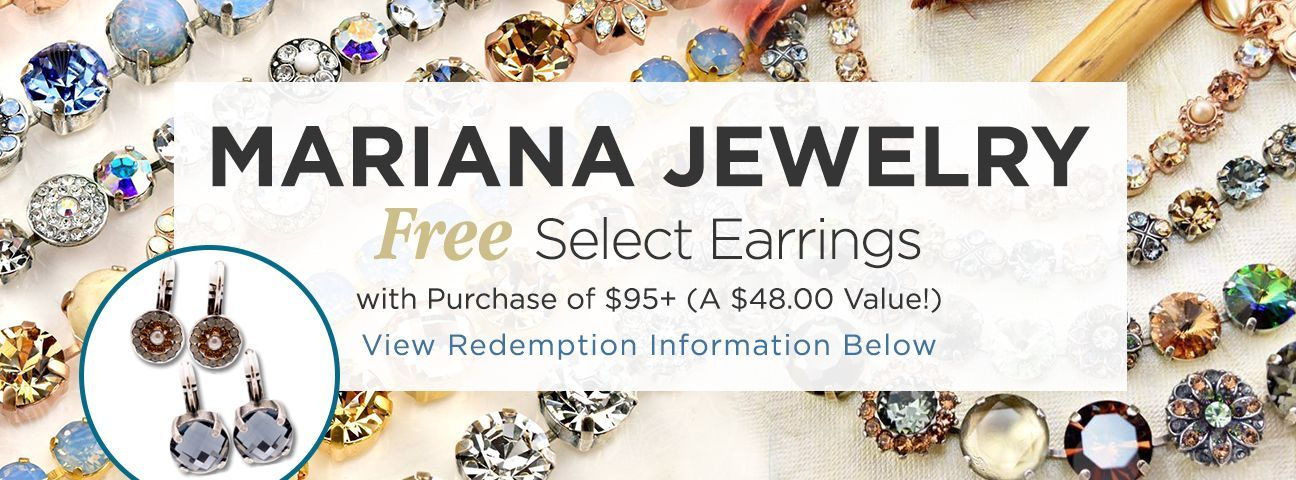 Gift with Purchase by Mariana Jewelry