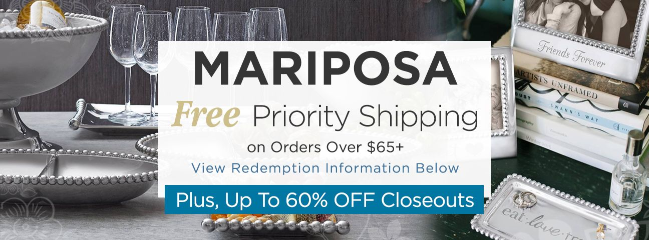 Retired Items by Mariposa