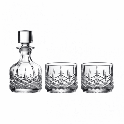 Marquis Markham Stacking Decanter & Tumbler Pair by Waterford