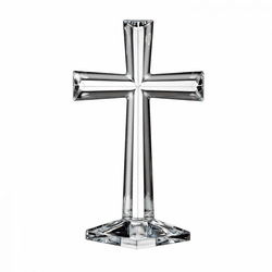 "Marquis Selah 10"" Standing Cross by Waterford"