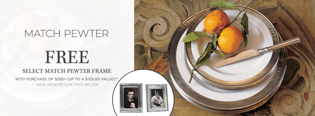 Match Pewter Select Frames