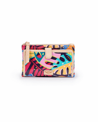 Maya Slim Wallet by Consuela