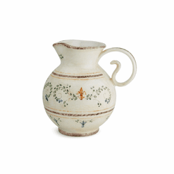 Medici Large Pitcher - Arte Italica