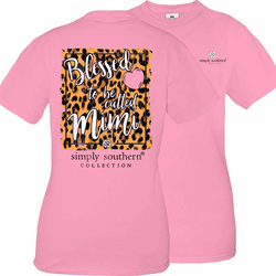 Medium Blessed To Be Called Mimi Short Sleeve Tee by Simply Southern