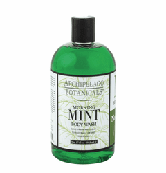 Morning Mint 17 oz. Body Wash by Archipelago