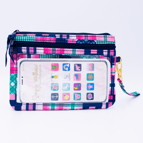 Multi Patch Phone Wristlet by Simply Southern
