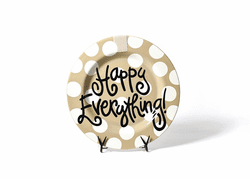 Neutral Dot Happy Everything Big Platter by Happy Everything!