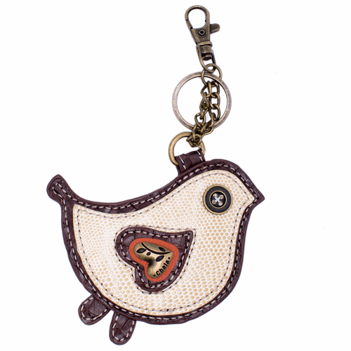 ChiChik Bird Key Fob/Coin Purse