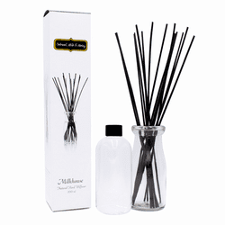 Oatmeal, Milk & Honey Diffuser Kit by Milkhouse Candle Creamery