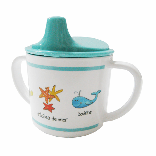 Ocean Animals Sippy Cup by Baby Cie