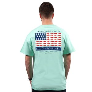 Ocean Lives Matter Unisex Short Sleeve Tee by Simply Southern
