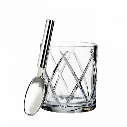Olann Ice Bucket with Scoop by Waterford