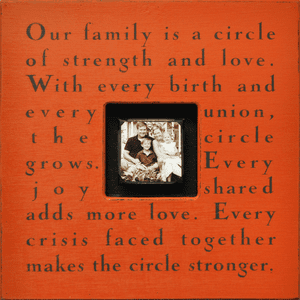Our Family Is A Circle Photobox Collection by Sugarboo Designs