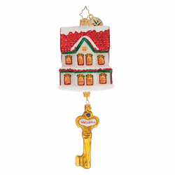 Our First Home! Ornament by Christopher Radko