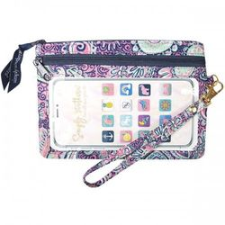 Paisly Phone Wristlet by Simply Southern