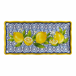 Palermo Biscuit Tray by Le Cadeaux