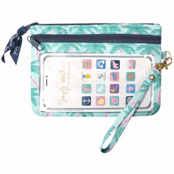 Palm Trees Phone Wristlet by Simply Southern