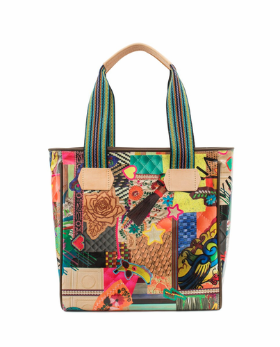 Patches Legacy Classic Tote by Consuela