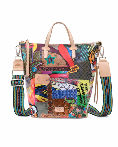 Patches Legacy Sling by Consuela