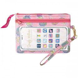 Pineapple Phone Wristlet by Simply Southern